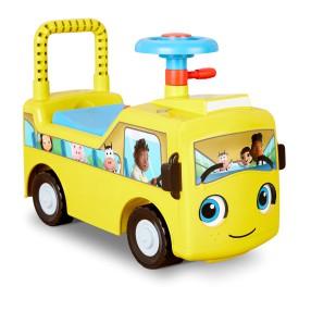 Little Tikes - Little Baby Bum Muzyczny Jeździk Pchacz Autobus Buster wer. PL 651083