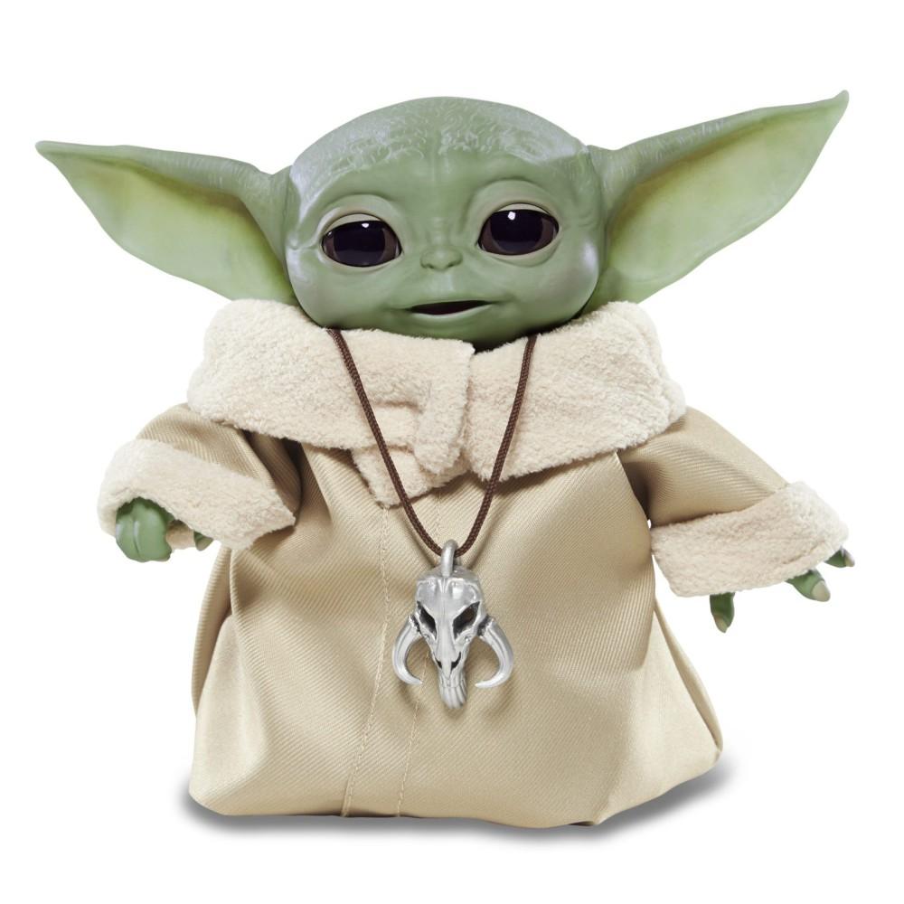 Hasbro Star Wars Mandalorian The Child - Interaktywna Figurka Baby Yoda F1119