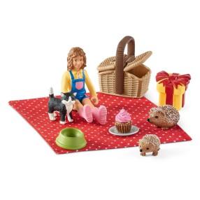 Schleich - Zestaw Urodzinowy Piknik 42426