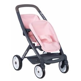 Smoby Maxi-Cosi Quinny - Wózek dla lalek Spacerówka dla bliźniąt 253217