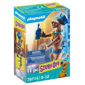 Playmobil - SCOOBY-DOO! Policjant 70714