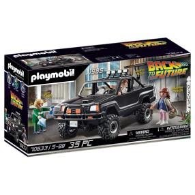 Playmobil - Powrót do przyszłości - Back to the Future Pick-up Marty'ego 70633