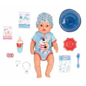 BABY born - Lalka interaktywna Soft Touch Magiczny Chłopiec 43 cm 827963