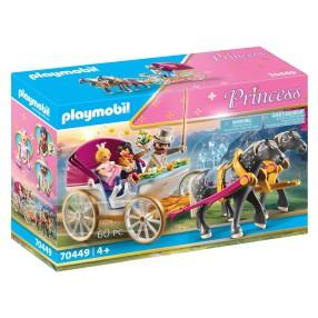 Playmobil - Romantyczna bryczka 70449