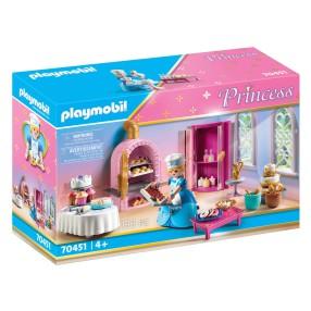 Playmobil - Cukiernia księżniczki 70451