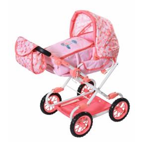 Baby Annabell - Wózek dla lalek Active Deluxe Pram 3w1 z torbą i nosidełkiem 703939