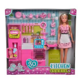 Simba Steffi LOVE - Lalka Steffi w kuchni 5733342