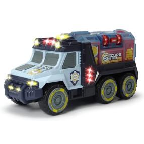 Dickie Action Series - Transporter pieniędzy z dźwiękiem i światłem 3756005