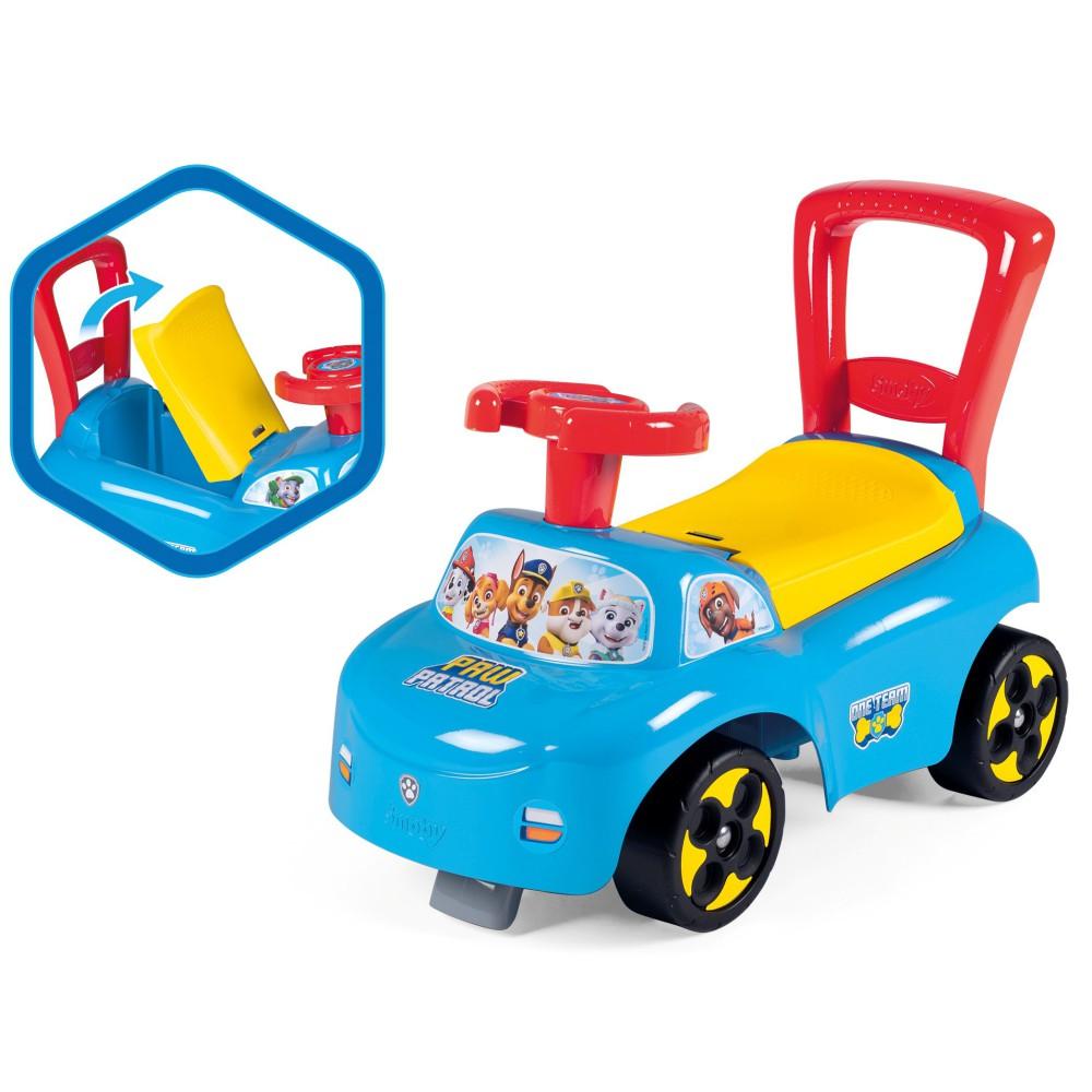 Smoby - Jeździk Pchacz Auto Psi Patrol 720531
