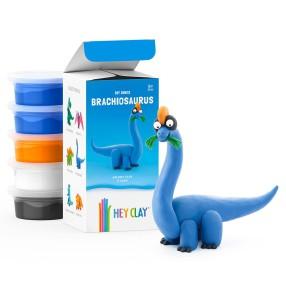 Hey Clay - Masa plastyczna Brachiozaur HCLMD006