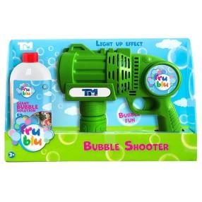 Fru Blu Bańki - Bańkowy Shooter Mega Blaster + Płyn 500ml DKF8234
