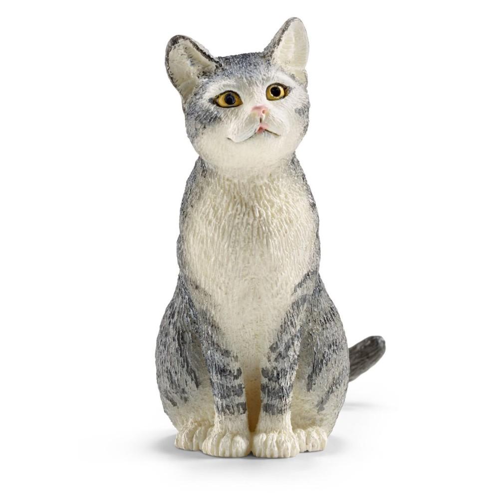 Schleich - Kot siedzący 13771
