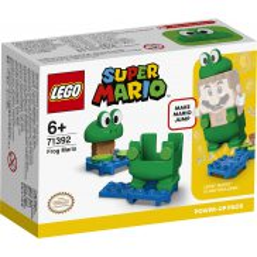 LEGO Super Mario - Mario żaba - ulepszenie 71392