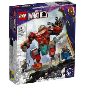 LEGO Super Heroes - Sakaariański Iron Man Tony'ego Starka 76194