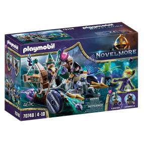 Playmobil - Violet Vale Pojazd do łapania demonów 70748