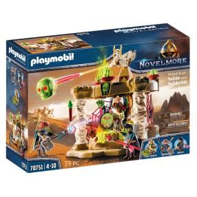 Playmobil - Salahari Sands Świątynia armii szkieletów 70751