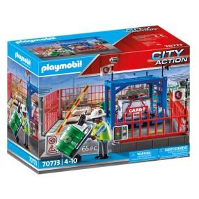 Playmobil - Skład towarów 70773