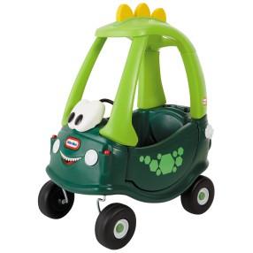 Little Tikes - Samochód COZY COUPE Dino Dinozaur Go Green 174100