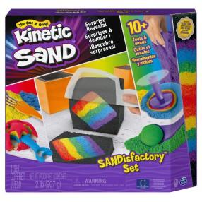 Kinetic Sand - Piasek kinetyczny Zestaw Wytwórnia Piasku 907g 6061654