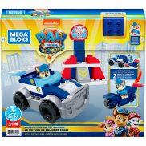 Mega Bloks Junior Builders - Psi Patrol Radiowóz Chase'a GYJ00
