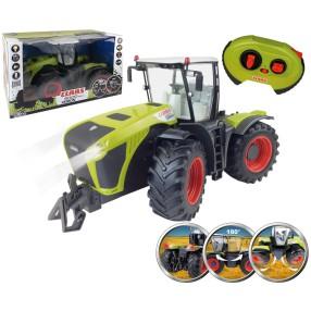 Happy People RC - Traktor Claas Xerion 5000 z obracaną kabiną Zdalnie sterowany 1:16 34428