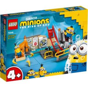 LEGO Minionki - Minionki w laboratorium Gru 75546