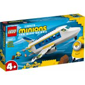 LEGO Minionki - Nauka pilotażu Minionka 75547