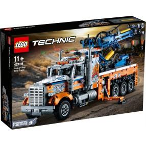 LEGO Technic - Ciężki samochód pomocy drogowej 42128
