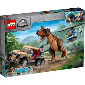 LEGO Jurassic World - Pościg za karnotaurem 76941