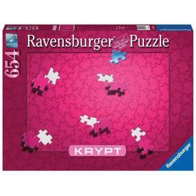 Ravensburger - Puzzle Różowa krypta 654 elem. 165643