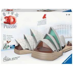 Ravensburger - Puzzle 3D Opera w Sydney 216 elem. 112432
