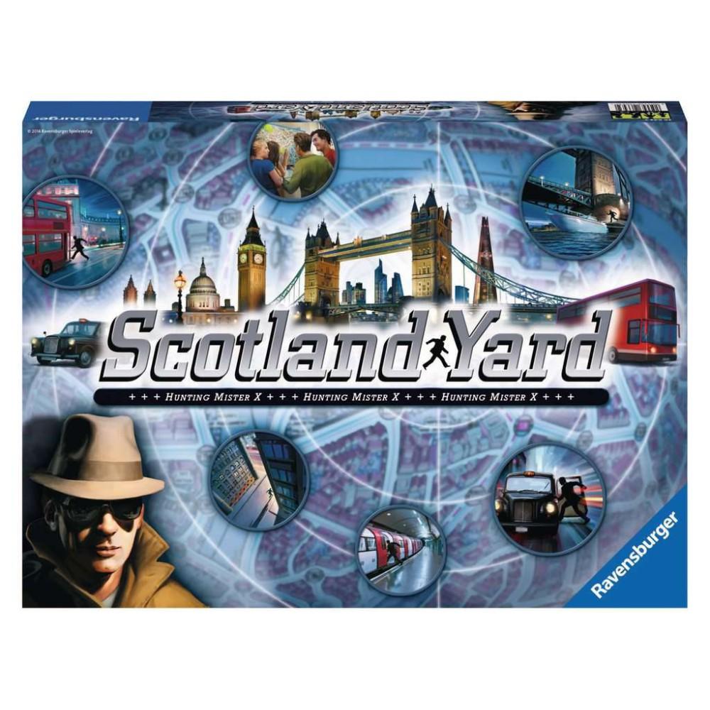 Ravensburger - Gra Scotland Yard 266432