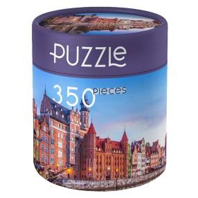 Dodo - Puzzle Polskie Miasta Gdańsk 350 el. 300390