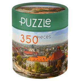 Dodo - Puzzle Polskie Miasta Wrocław 350 el. 300388