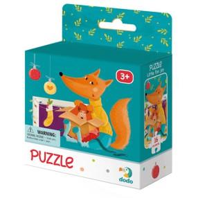 Dodo - Puzzle Radość Małego Liska 16 el. 300261