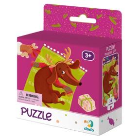 Dodo - Puzzle Prezent dla Pieska 16 el. 300262