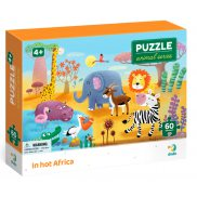 Dodo - Puzzle Biomy 60 el. W Gorącej Afryce 300376
