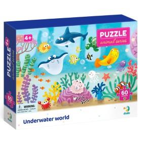 Dodo - Puzzle Biomy 60 el. Podwodny Świat 300378