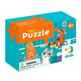 Dodo - Puzzle Mini Szalone Koty 35 el. 300284