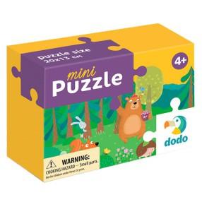 Dodo - Puzzle Mini Niedźwiadek i Przyjaciele 35 el. 300346