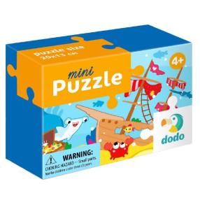 Dodo - Puzzle Mini Morskie Życie 35 el. 300402