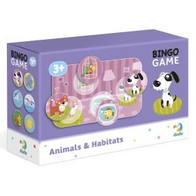 Dodo - Gra Bingo Zwierzęta 300196
