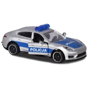 Majorette - Pojazd SOS Porsche Panamera Policja 2057181
