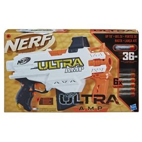 Hasbro Nerf Ultra - Wyrzutnia AMP + strzałki F0954