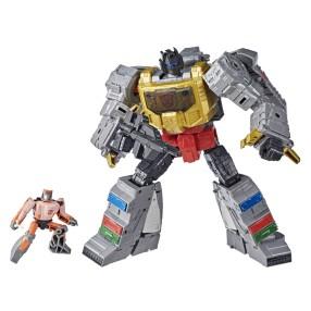 Hasbro Transformers Studio Series - Seria Leader Grimlock and Autobot Wheelie 86-06 F0714