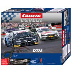 Carrera DIGITAL 132 - DTM Speed Memories 30015