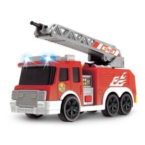 Dickie - Action Series Mały wóz strażacki ze światłem i dźwiękiem 3302002