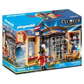 Playmobil - Play Box Przygoda piratów 70506