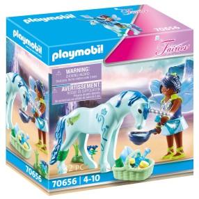 Playmobil - Wróżka uzdrawiająca jednorożca 70656