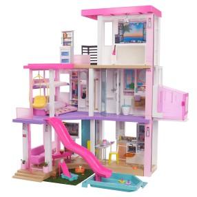 Barbie Dreamhouse - Domek dla lalek Deluxe Światło i Dźwięk GRG93